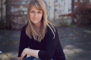 A picture of Lorna Kirkby the host of maternity photography Melbourne.