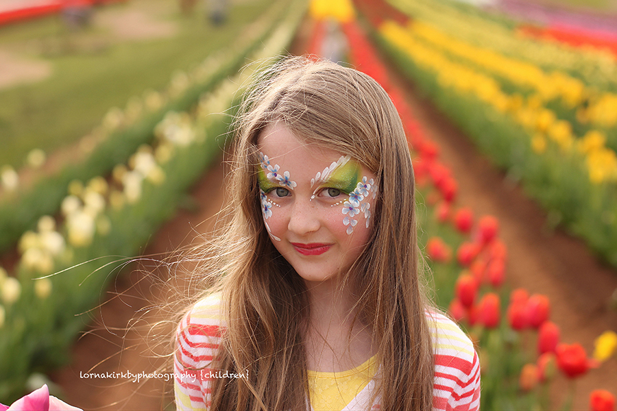 Stunning Hannah and Melbourne Tulips