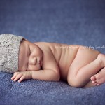 This picture of newborn boy is from Lorna Kirkby's, a Melbourne newborn photographer, latest session.