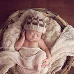A picture of a beautiful newborn boy from the Archer and Bodhi session by Melbourne newborn photographer, Lorna Kirkby.
