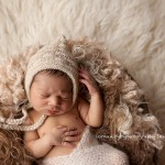 Image of stunning newborn baby, Zach portfolio by Melbourne newborn photographer Lorna Kirkby