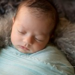 Image of newborn Alessia for newborn photography.