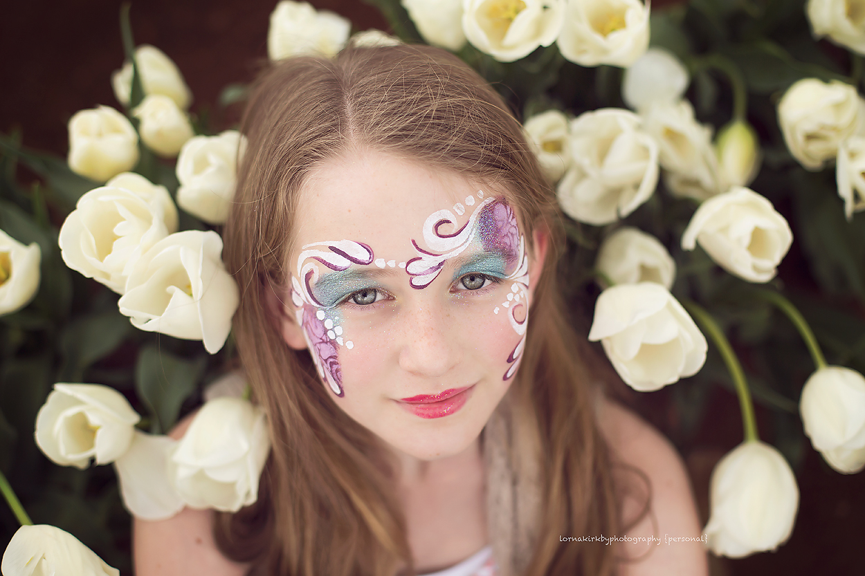 Beautiful Hannah from the My Girls portfolio taken at the Tulip Festival in marvellous Melbourne.