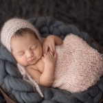 Adorable Summer, another image for classic newborn photography.
