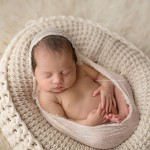 A tiny burst of Summer, more classic newborn photography.
