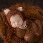 Creative work by Melbourne newborn photographer