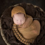 Sleepy Newborn photography Melbourne