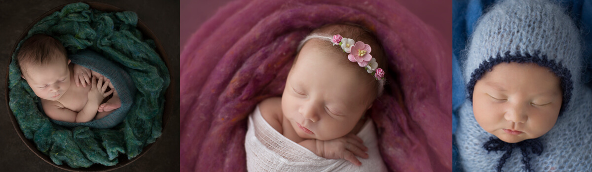 Newborn photography Melbourne by Lorna Kirkby Photography.