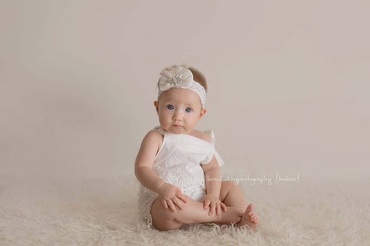 Baby Portraits, March - Eloise