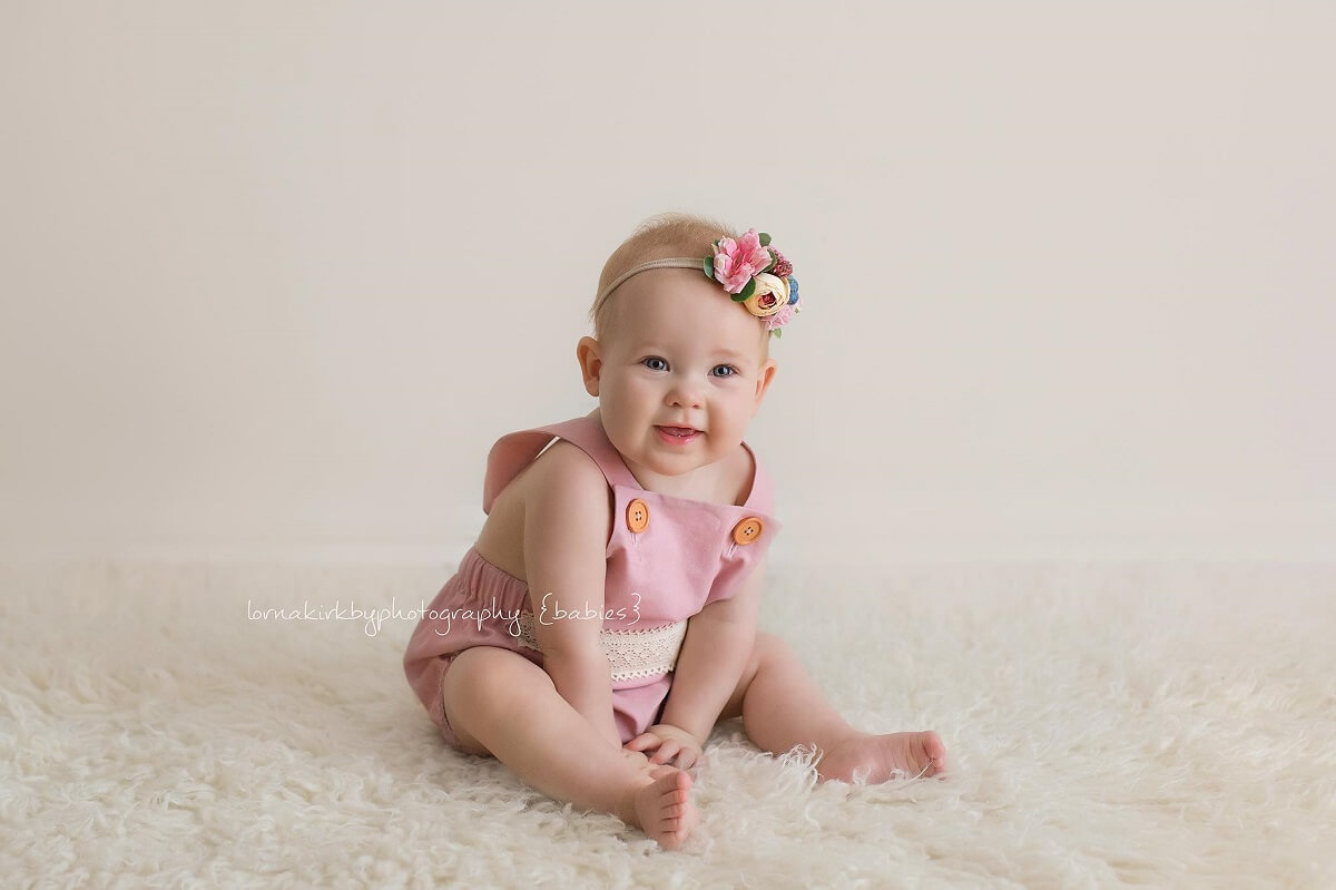 Baby sessions, November - Eleanor