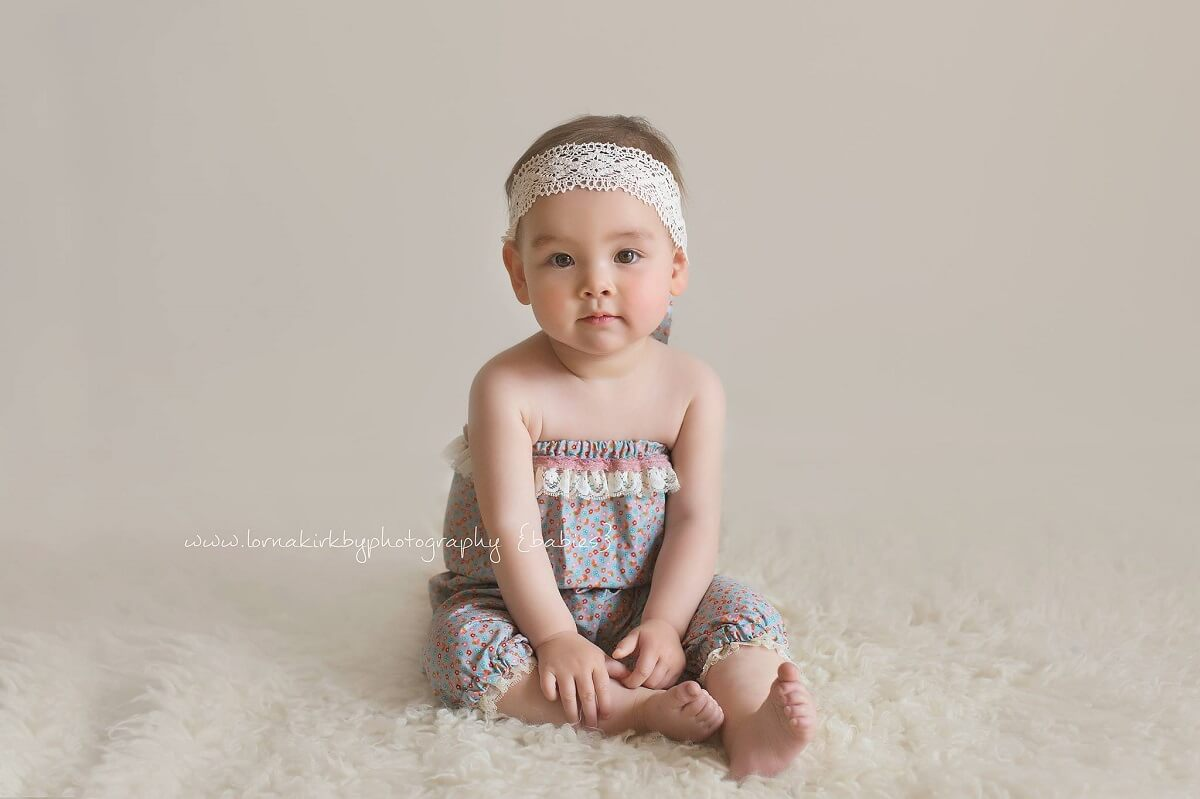 Baby sessions, October - Amelie