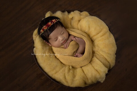 Newborn Photography Carlton by Lorna Kirkby Photography