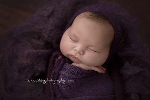 Newborn Photography Broadmeadows by Lorna Kirkby Photography