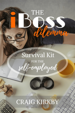 The iBoss Dilemma by Craig Kirkby (Cover Page)