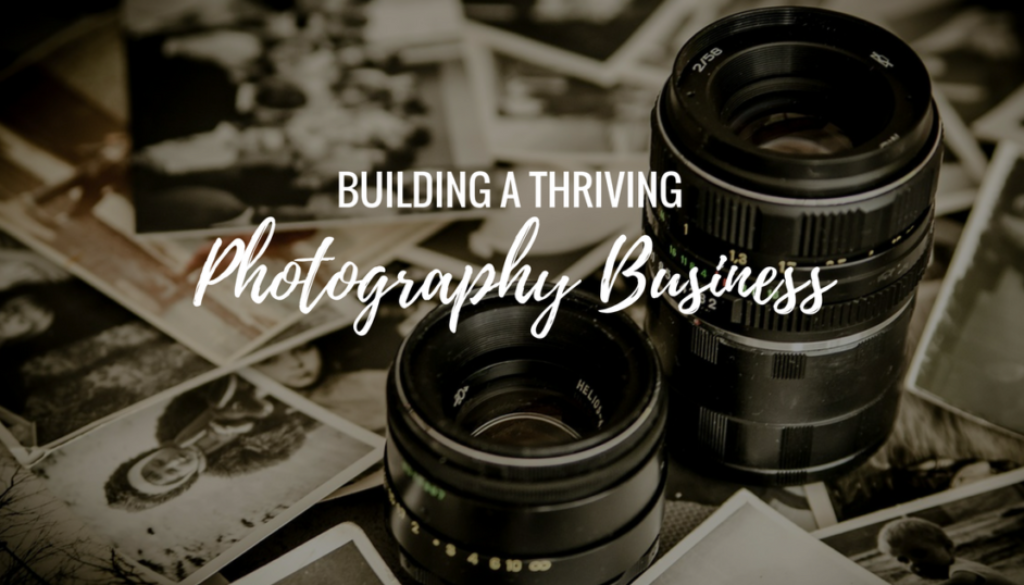 Building a Thriving Photography Business, Lorna Kirkby Photography