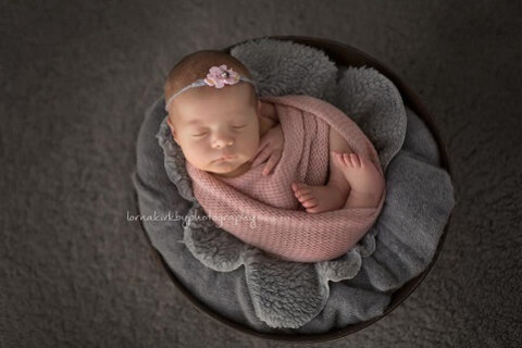 Newborn portraits, Jan 2018 - Heidi