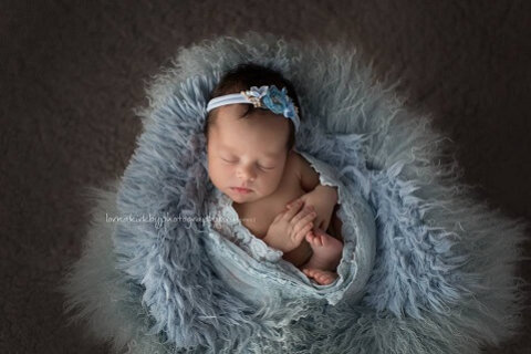 Newborn Portraits, March - Kylie