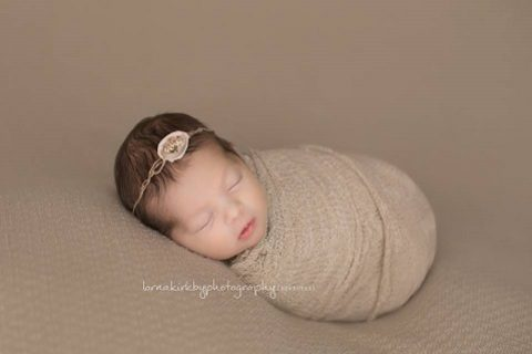Newborn Portraits, May - Isabel