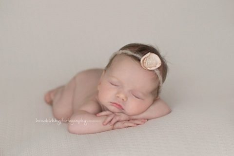 Newborn Portraits, May - Isabella
