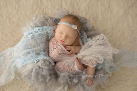 Newborn Portraits, June
