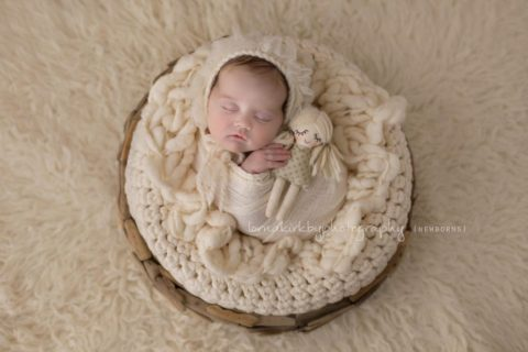 Newborn Portraits, July