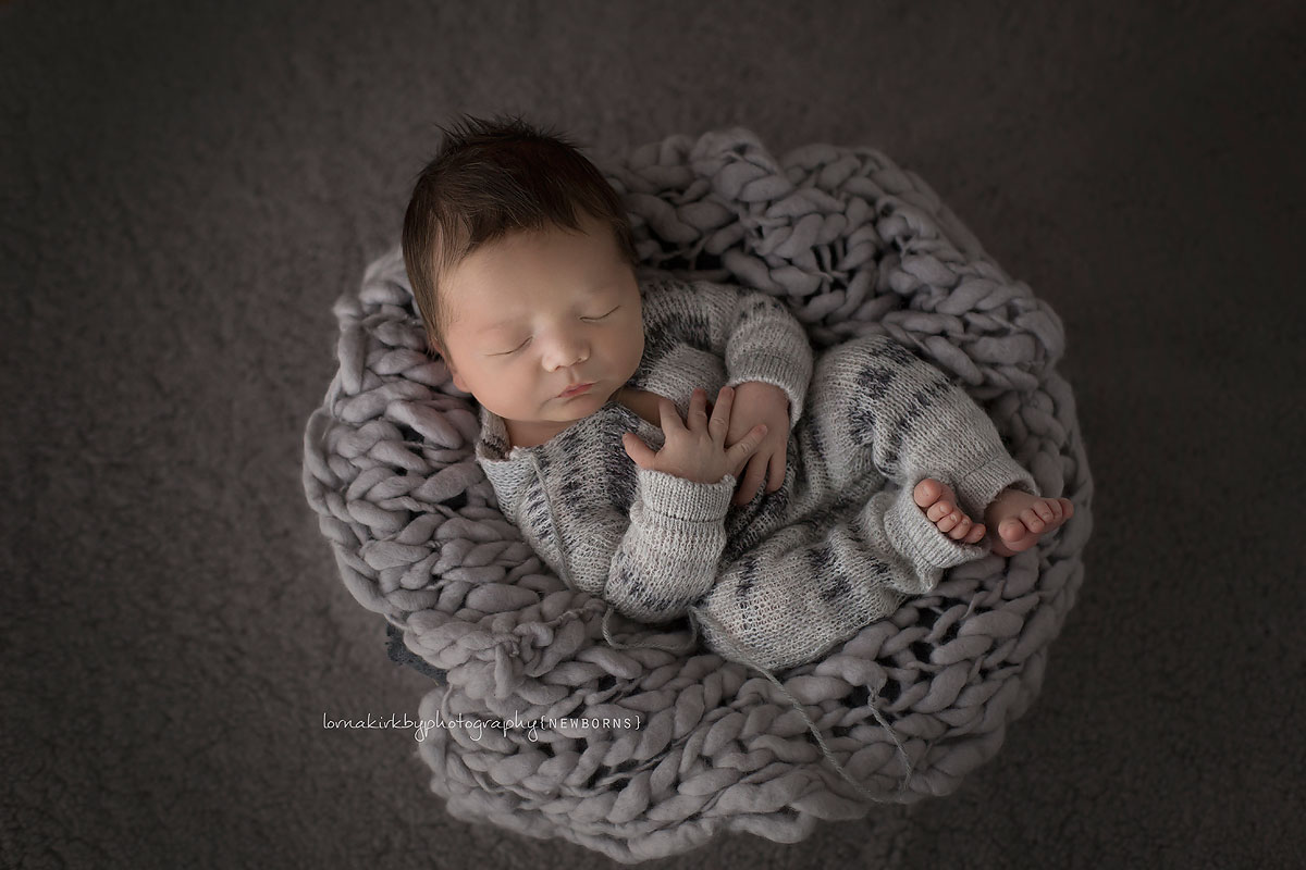 Newborn Gallery, Lorna Kirkby Photography